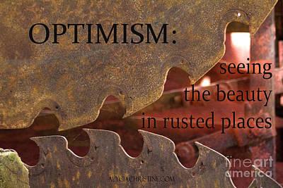 Photograph - Optimism by Alycia Christine