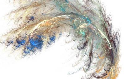 Digital Art - Optimism by Dwayne Jahn