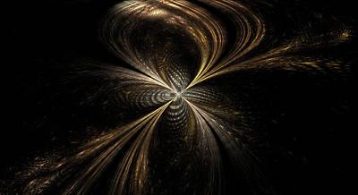 Digital Art - Optimism by Jeff Iverson