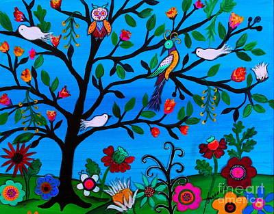 Painting - Optimism by Pristine Cartera Turkus