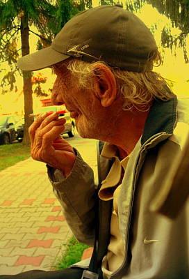 Photograph - Optimist by Henryk Gorecki