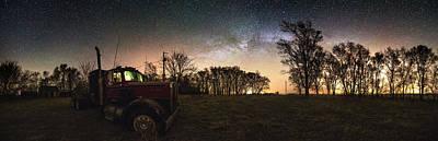 Optimus Photograph - Optimus Primeorama by Aaron J Groen