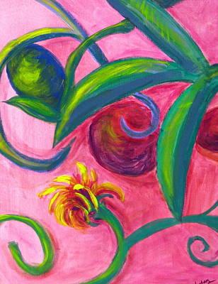 Opus Seven Art Print by Rebecca Merola
