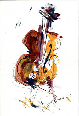 Drawing - Opus by Thomas Lupari