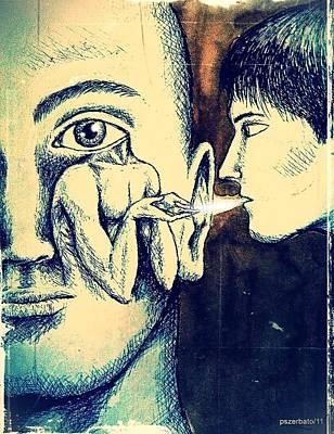 Oral Teachings Art Print by Paulo Zerbato