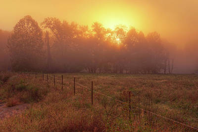 Photograph - Oranage Dawn by Robert Charity