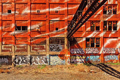 Photograph - Orange  by Alan Raasch