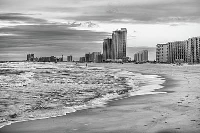 Photograph - Orange Beach Al Morning  by John McGraw
