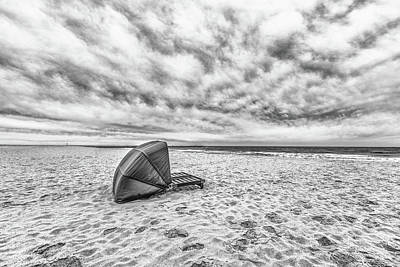 Photograph - Orange Beach Canape by John McGraw