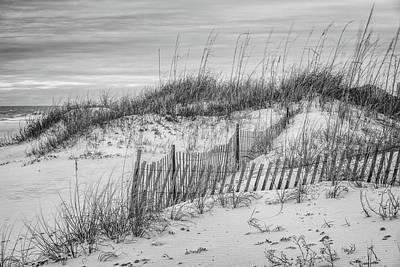 Photograph - Orange Beach Dunes Morning  by John McGraw
