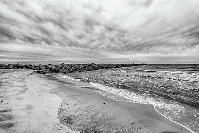 Photograph - Orange Beach Jetty  by John McGraw