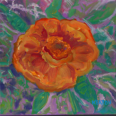 Painting - Orange Blossom by John Keaton