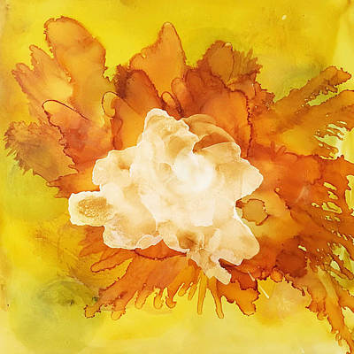 Painting - Orange Blossom  by Suzanne Canner