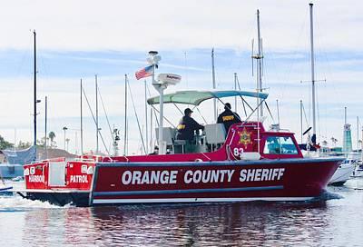 Orange County Sheriff Original