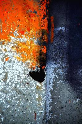 Photograph - Orange by Newel Hunter