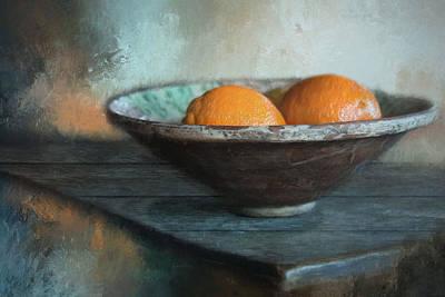 Photograph - Orange by Robin-Lee Vieira