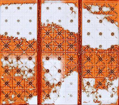 Mixed Media - Orange Scented Bleach by Lita Kelley