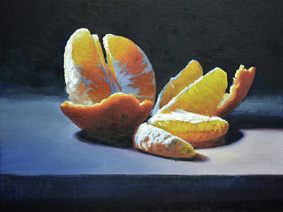 Painting - Orange Slices by Armand Cabrera