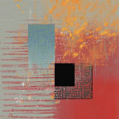 Digital Art - Orange Splash by Eduardo Tavares