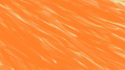 Digital Art - Orange Swirl by Linda Velasquez