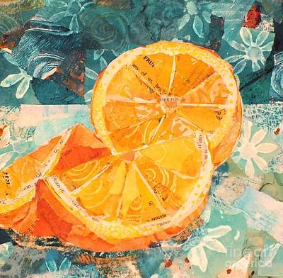 Orange You Glad? Art Print