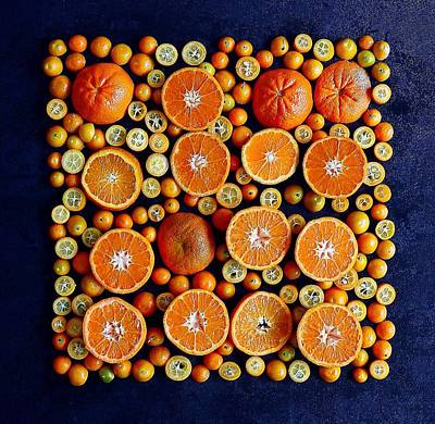 Photograph - Orange You Glad by Sarah Phillips