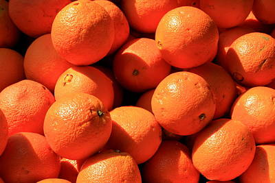 Photograph - Oranges by David Dunham
