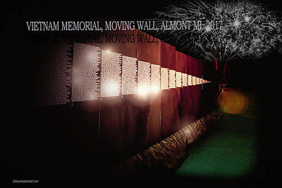Photograph - Orb At The Moving Wall  by LeeAnn McLaneGoetz McLaneGoetzStudioLLCcom