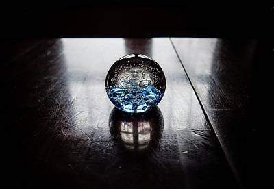 Photograph - orb by Matthew Blum