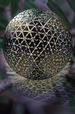 Digital Art - Orb by Sue Masterson