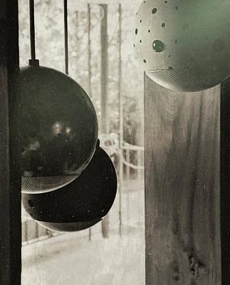 Orbiting Orbs Art Print by JAMART Photography