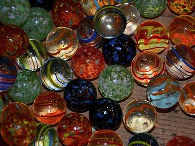 Still Life Royalty-Free and Rights-Managed Images - Orbs by Lynda Lehmann