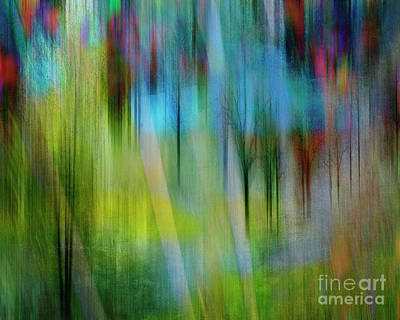 Digital Art - Orchard Hill by Edmund Nagele