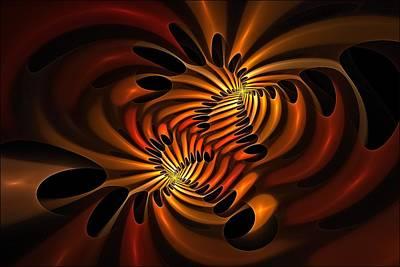 Digital Art - Orchestrated by Doug Morgan