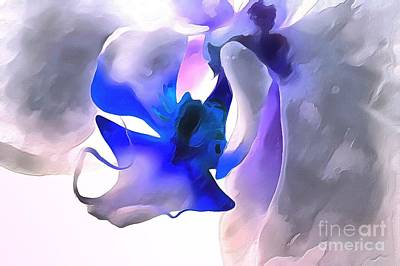 Orchid Digital Art - Orchid Dream by Krissy Katsimbras