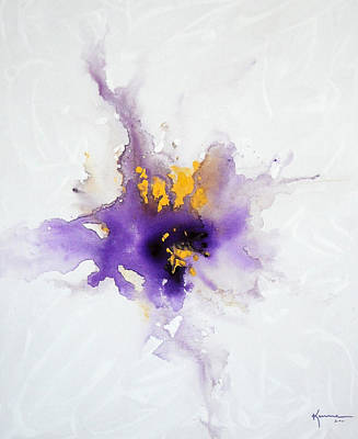 Painting - Orchid by Kume Bryant