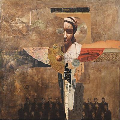 Ordination Art Print by Dick Allowatt