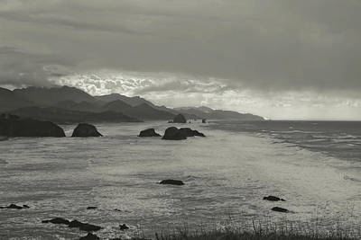 Photograph - Oregon Beach by Cathy Anderson