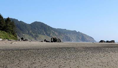 Photograph - Oregon Coast - 10 by Christy Pooschke