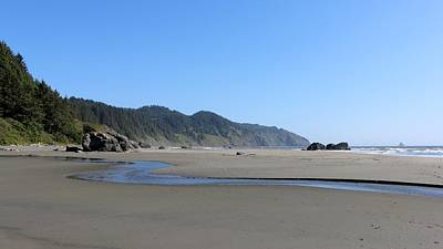 Photograph - Oregon Coast - 11 by Christy Pooschke