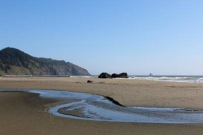 Photograph - Oregon Coast - 13 by Christy Pooschke