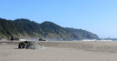 Photograph - Oregon Coast - 14 by Christy Pooschke