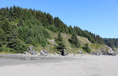 Photograph - Oregon Coast - 15 by Christy Pooschke