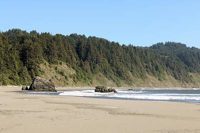 Photograph - Oregon Coast - 18 by Christy Pooschke