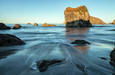 Photograph - Oregon Coast 2 by Jonathan Nguyen