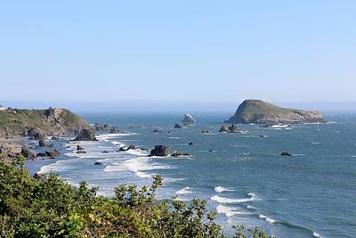 Photograph - Oregon Coast - 20 by Christy Pooschke