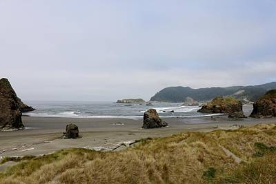 Photograph - Oregon Coast - 24 by Christy Pooschke