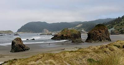 Photograph - Oregon Coast - 26 by Christy Pooschke