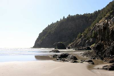 Photograph - Oregon Coast - 3 by Christy Pooschke