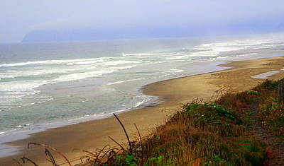 Oregon Coast 3 Print by Marty Koch